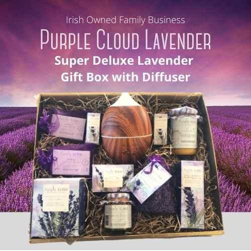 Lavender Gift Box Super Deluxe