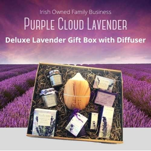 Lavender Deluxe Gift Box