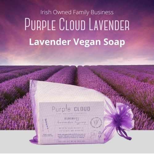 Vegan Lavender Soap