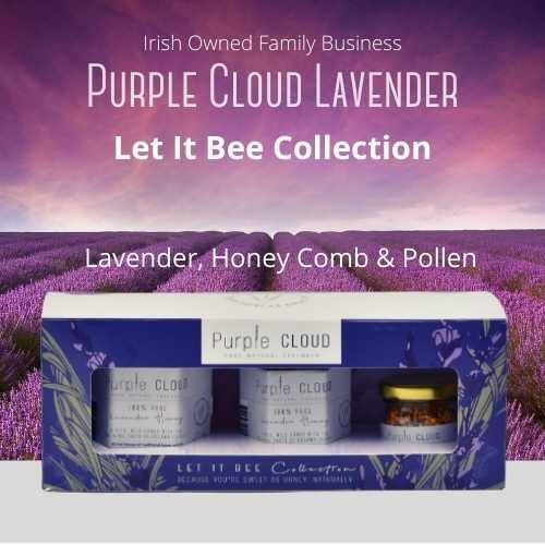 Lavender Honey Gift Box