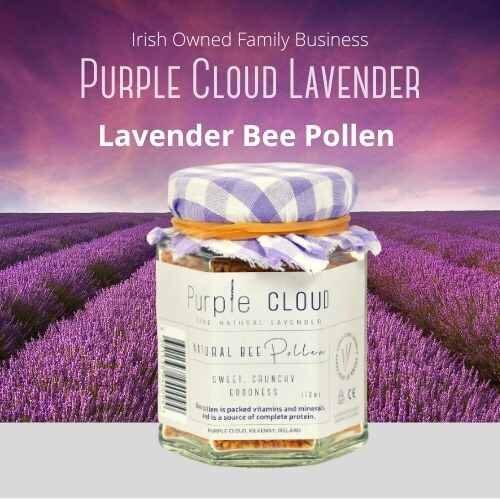Lavender Bee Pollen
